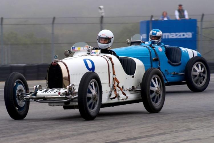 Bugatti Racing