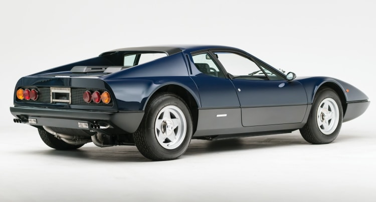 Chassis of Ferrari