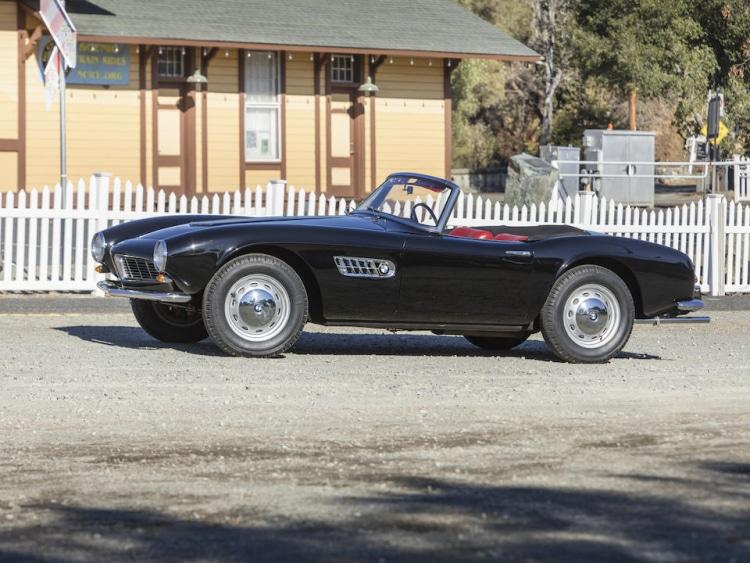 1959 BMW 507 Series II Roadster
