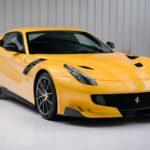 RM Sotheby's 2021 Paris Auction to Feature Four Stunning Ferrari Cars