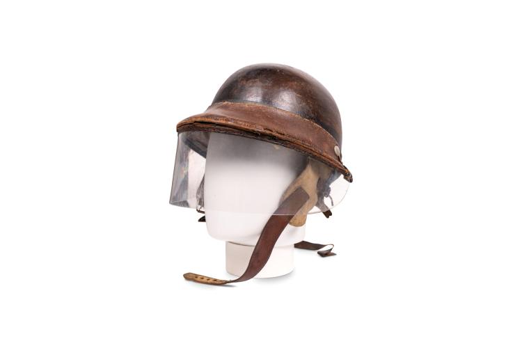 Herbert Johnson Racing Helmet