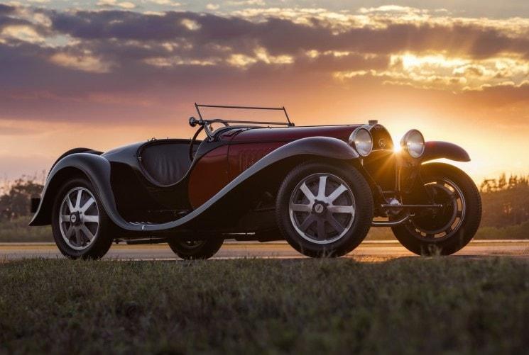 Bugatti breaking records