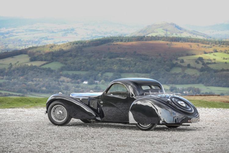 Bugatti Type 57S Atalante body