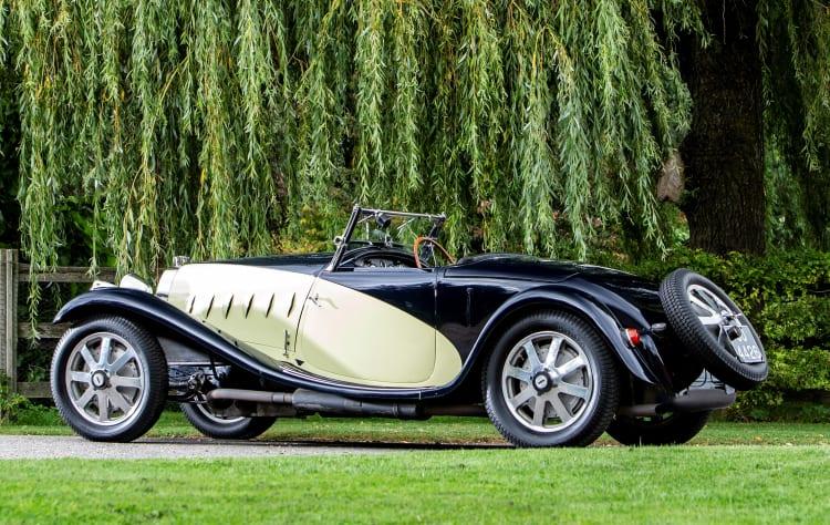 1932 Bugatti Type 55 Super Sport Roadster