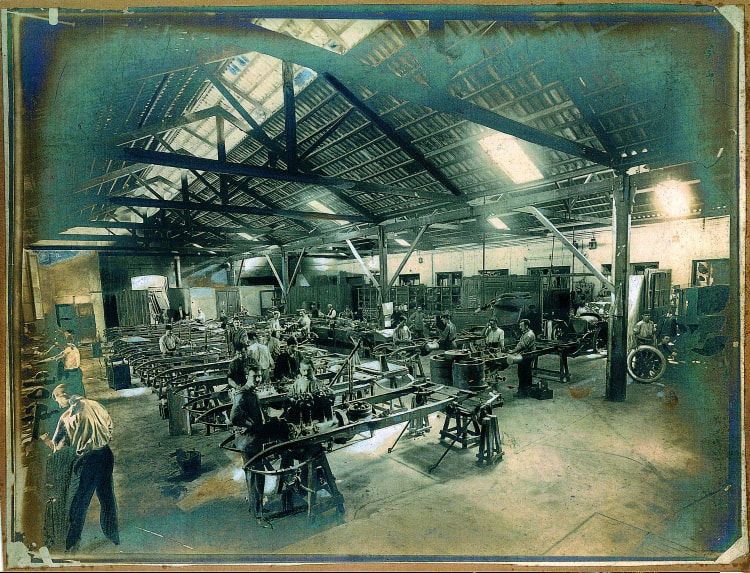 HS Floridablanca's Factory in Barcelona