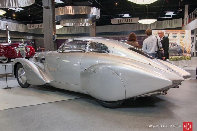 "1938 Dubonnet Hispano-Suiza H6B ""Xenia"""