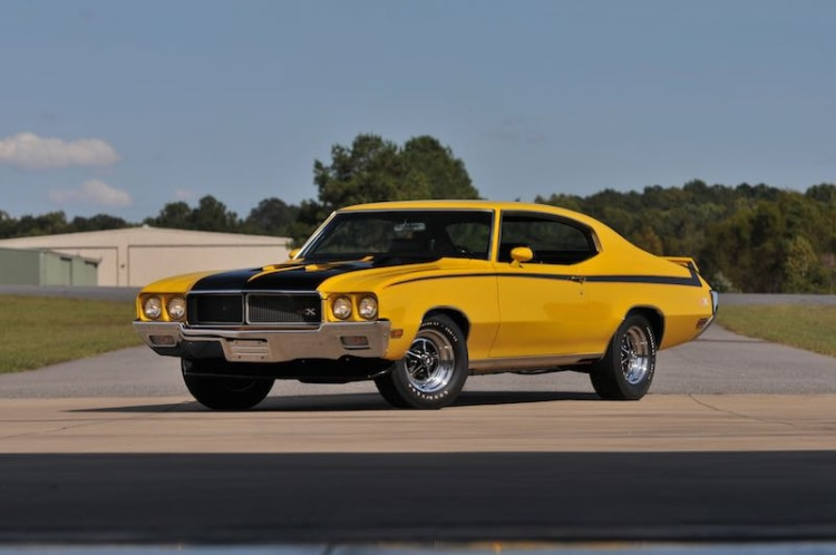Muscle Cars at Amelia Island Concours
