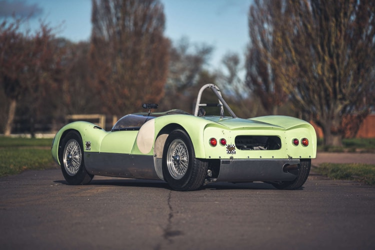 1960 FIA Lotus 19 Monte Carlo