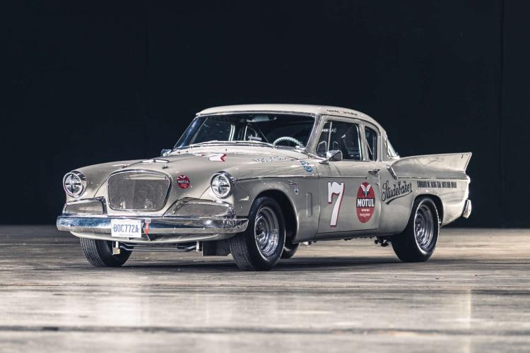 1959 Studebaker Silver Hawk Racer