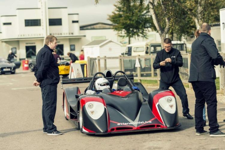 racing Palmer Jaguar JP1 TS