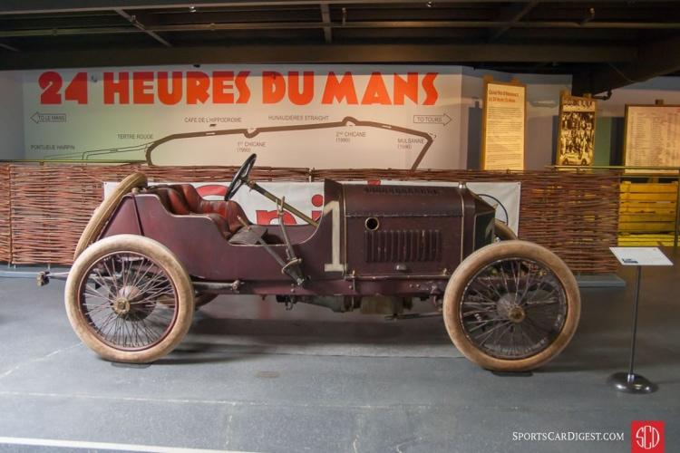 1911 Hispano-Suiza 45CR