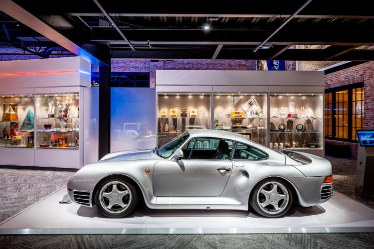 Pre-Prototype Porsche 959