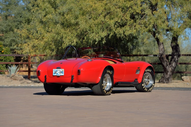 2021 Mecum Glendale Auction