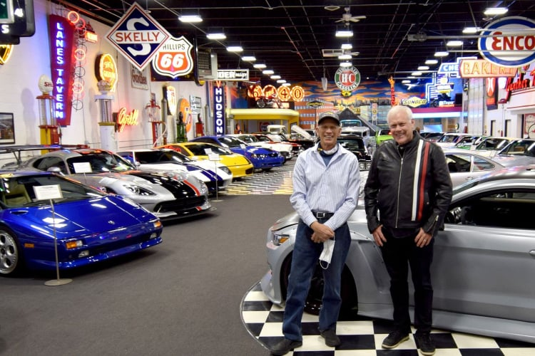 Larry Winkler Collection with Larry Winkler