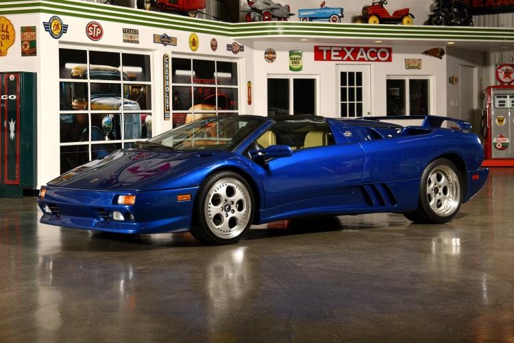 1997 Lamborghini Diablo VT Convertible