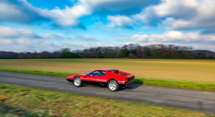 1987 Ferrari 512BBi Coupe