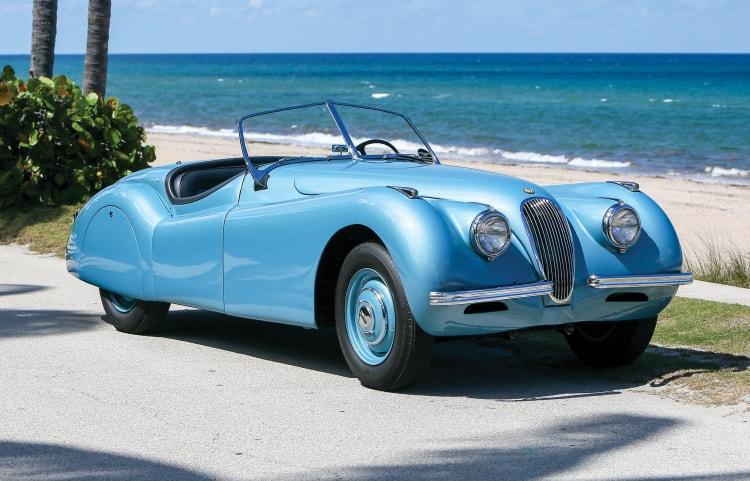 1949 Jaguar XK 120