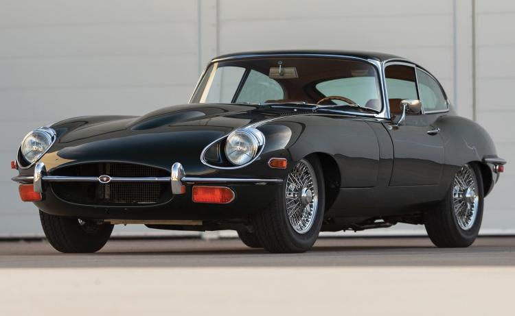 1970 Jaguar E-Type Series 2