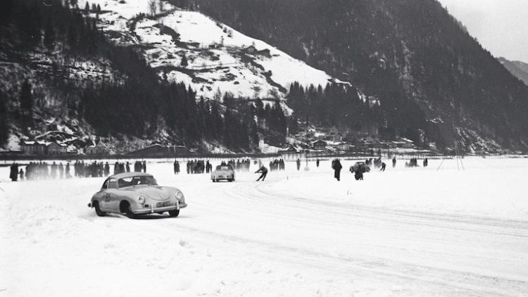 1952 Ice Race