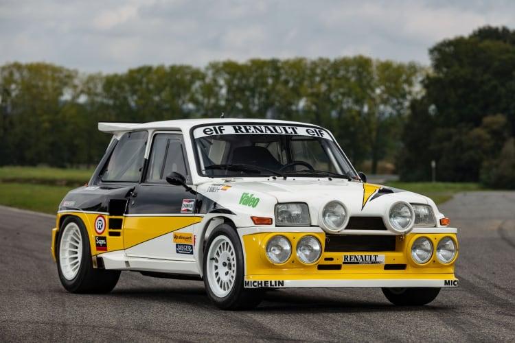 1985 Renault 5 Maxi Turbo