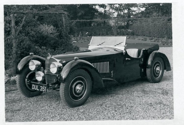 1937 Bugatti Type 57 Surbaisse