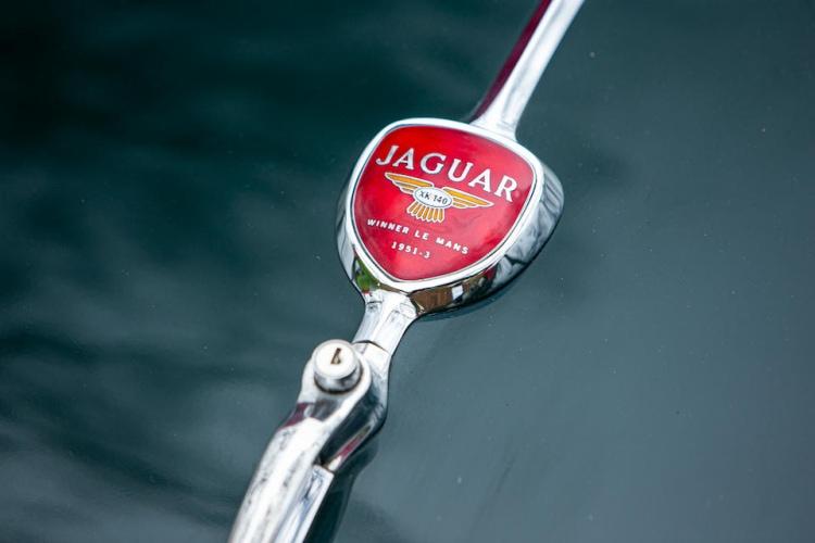 1955 Jaguar XK140 3.8-litre Roadster