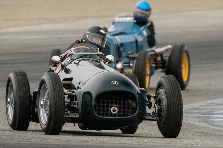 HWM Formula Car