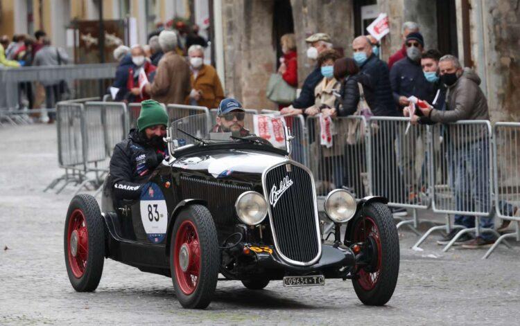 Alfa Romeo at the 1000 Miglia 2020