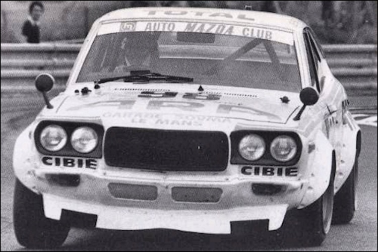 Mazda RX-3 at 197524 Hours of Le Mans