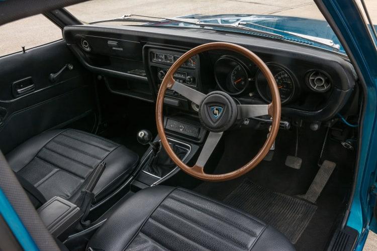 interior of RX3