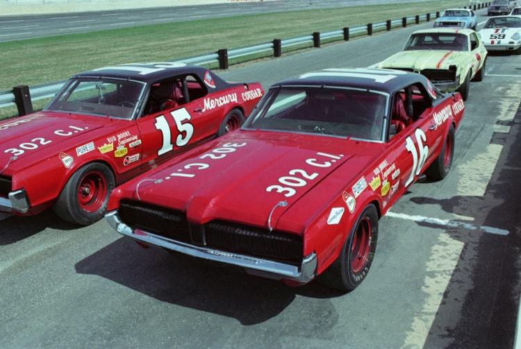 1968 Mercury Coupe