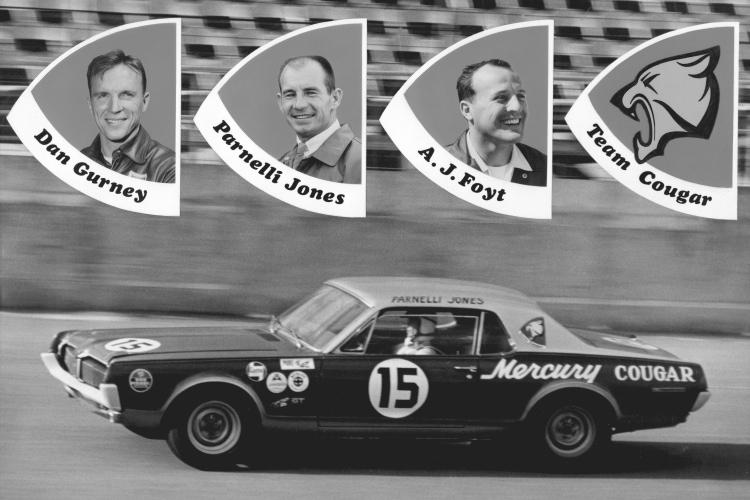 1967 Mercury Coupe Trans-Am
