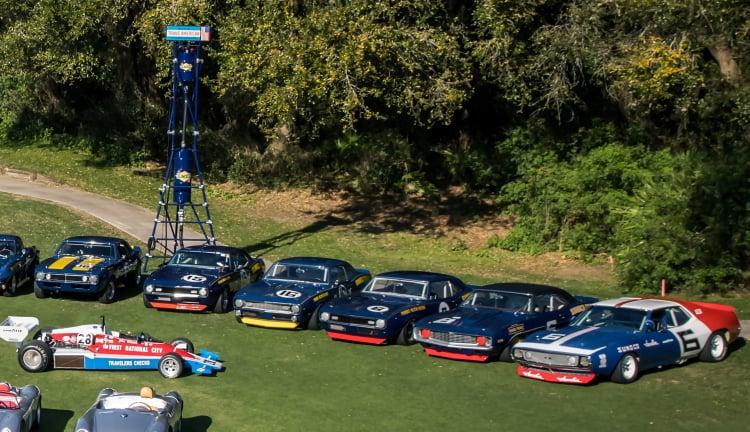 Penske Trans-Am Racers