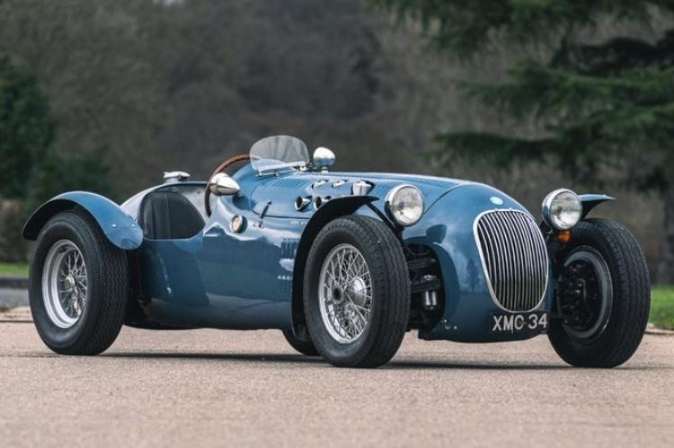 1950 HWM Alta Jaguar