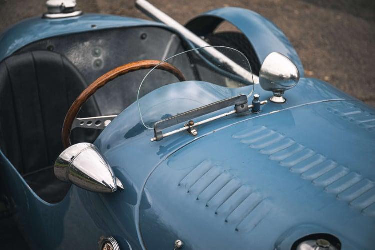 Windscreen of car