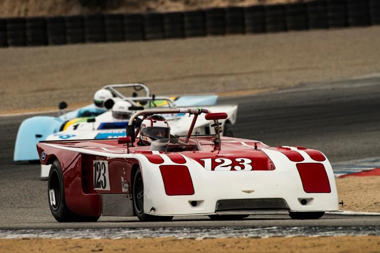 Two-liter Chevron Sports Racer