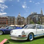 Porsche Celebrated in 'Great Marques' Class at 2021 London Concours