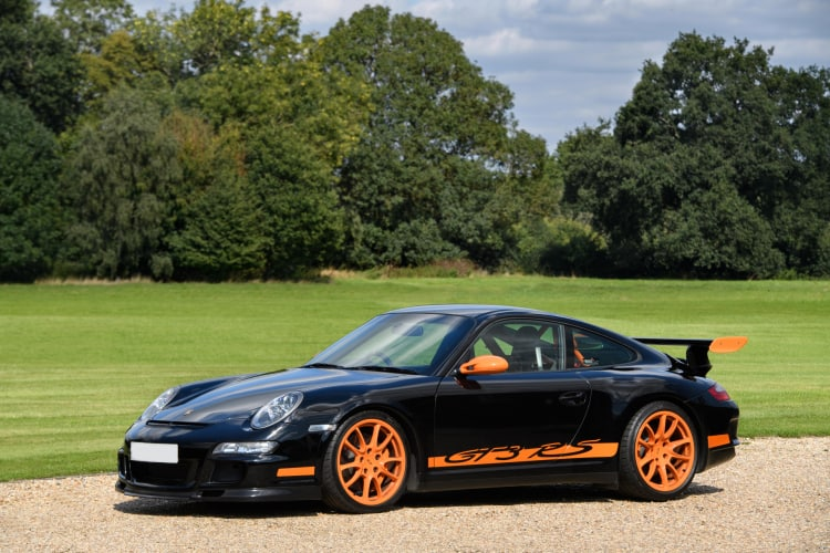 Porsche 911 997 GT3 RS 4.0 litre