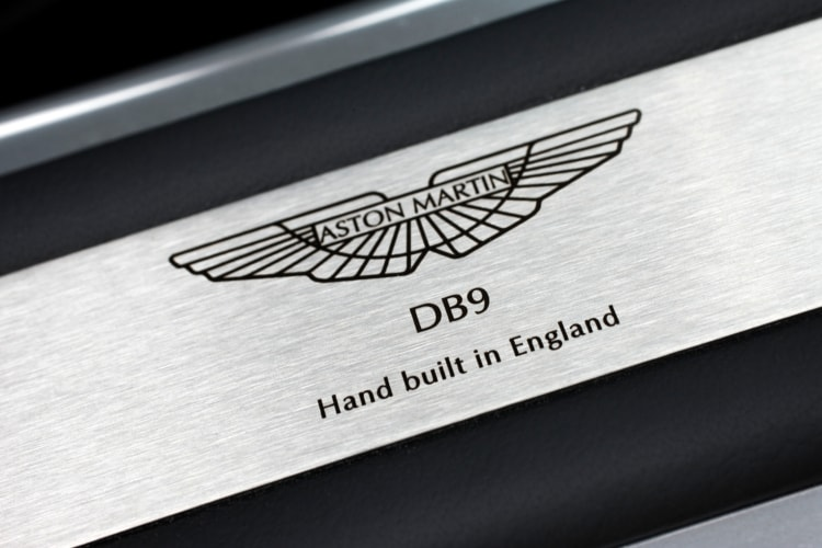 Hand built in England
