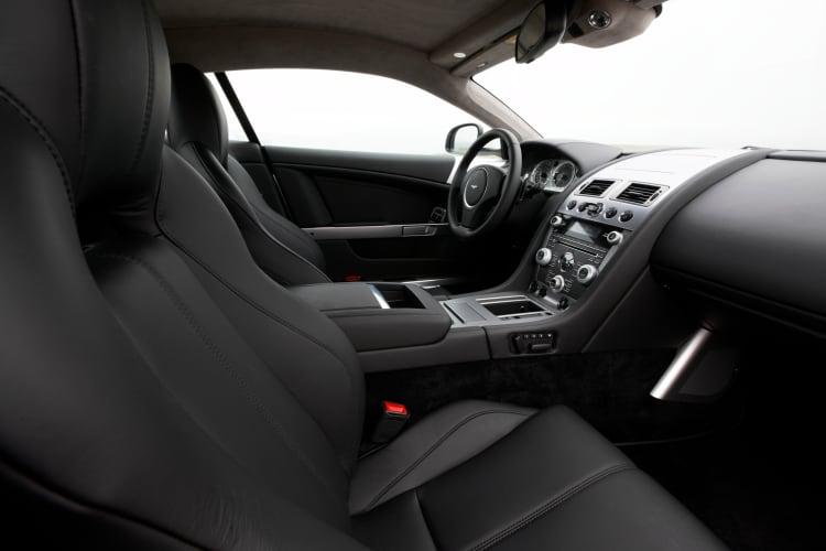 interior of DB9