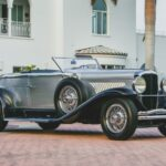 Rare 1929 Duesenberg Model J 'Disappearing Top' Torpedo by Murphy to be Auctioned