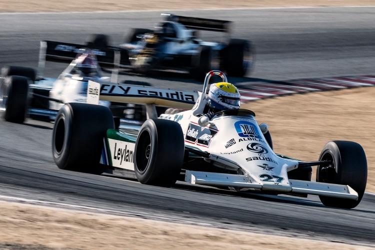 1980 Williams FW07B