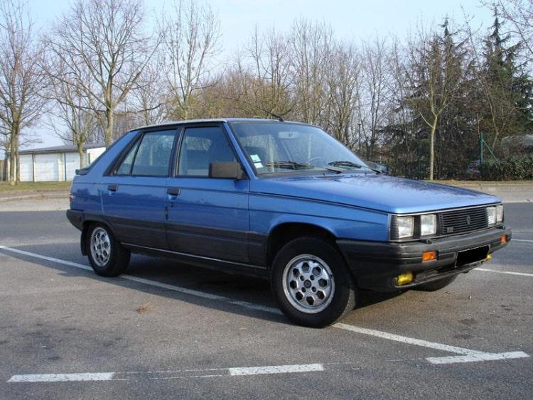 Renault 11TXE