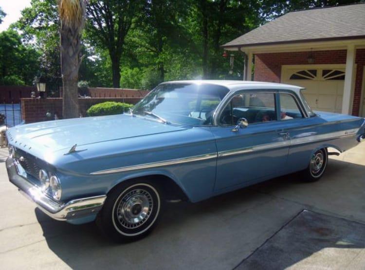 1961 Chevorolet Impala Sedan