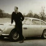 The Rarest and Most Popular 007 Bond Cars on Britain's Roads