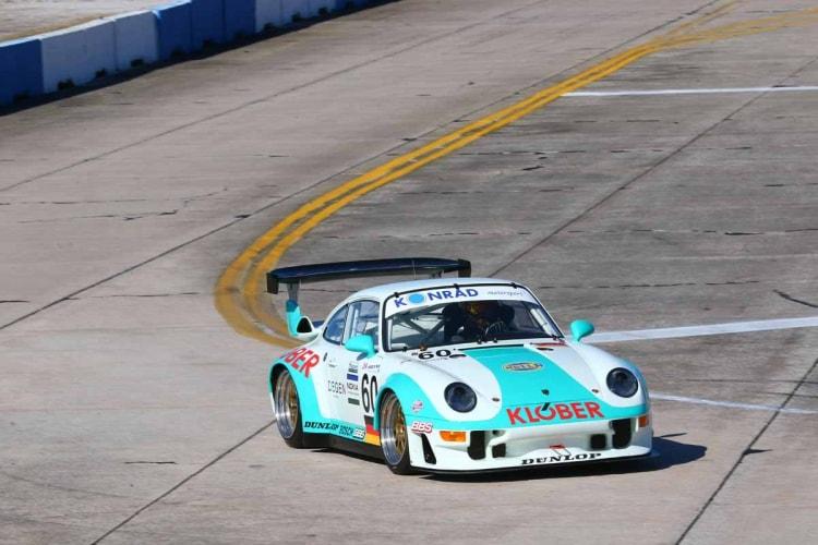 1998 Porsche GT2 EVO