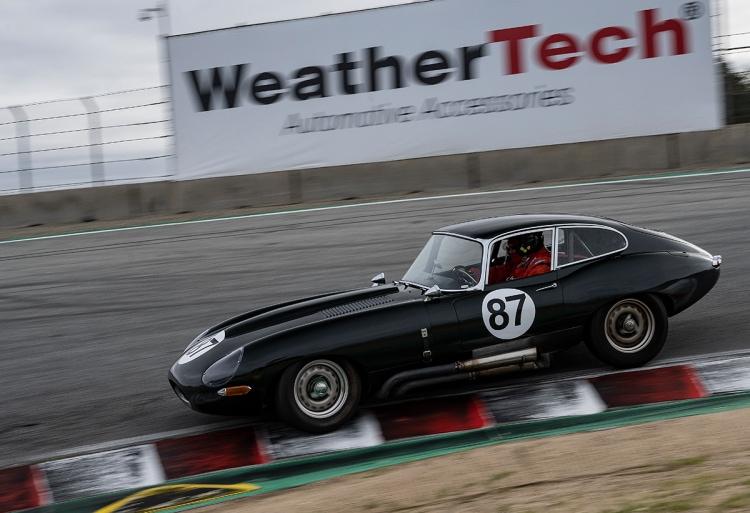 Cove Britton - 1964 Jaguar XKE