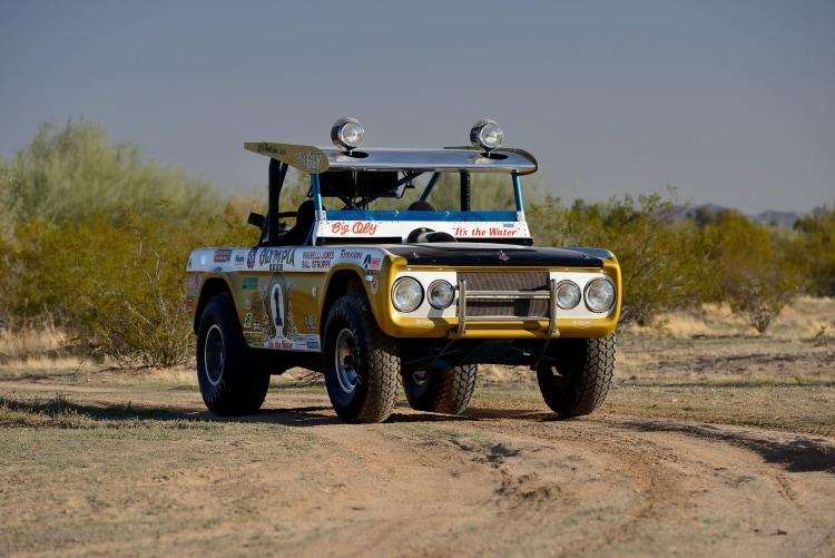 Ford Bronco Baja Racer