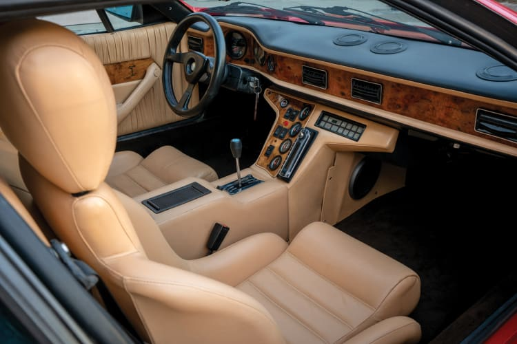 interior of 90 Si