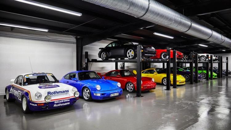 Porsche collection